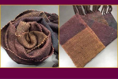ChromaTweedScarf